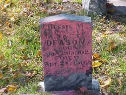 Bessie M. Deason