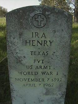 Ira Henry