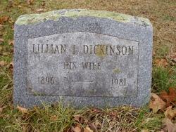 Lillian Ida <I>Dickinson</I> Alvord