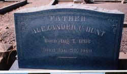 Alexander Clark Hunt