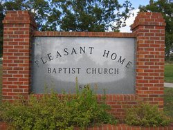 Pleasant Home Baptist Church Cemetery