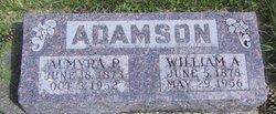 Almyra Pearl Adamson