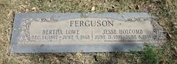 "Jesse Holcomb ""Jack"" Ferguson"