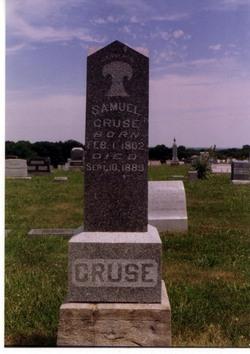 Samuel Cruse