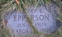 Sidney Drew Epperson