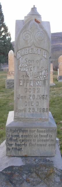 Robert Ross Epperson