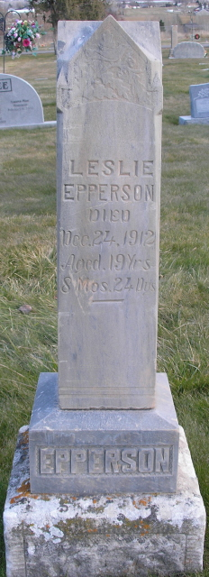 Leslie Epperson