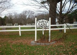 Fairfax Plains Cemetery