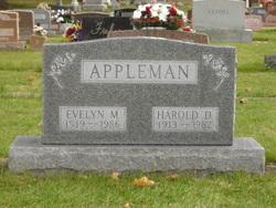 Evelyn <I>Fisher</I> Appleman