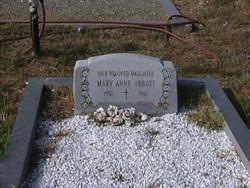 Mary Anne Abbott