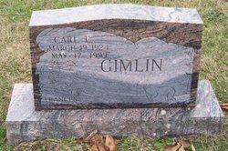 """Carl Edwin """"Corky"""" Gimlin"""