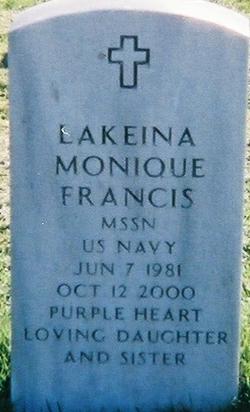 SN Lakeina Monique Francis