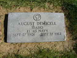 August Victor Demicell