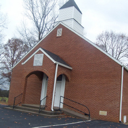 Little Vine Primitive Baptist Cemetery