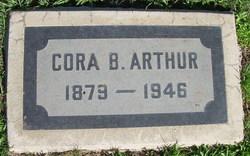 Cora B. <I>McAulay</I> Arthur