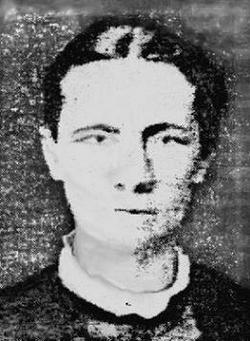 Mary Ann <I>Holmes</I> McMullin
