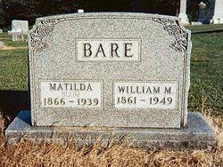 Matilda <I>Blum</I> Bare