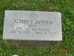 Albert Franklin Arnold
