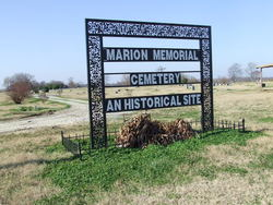 Marion Memorial Cemetery