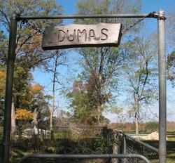 Dumas Cemetery