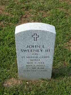 """John Lawrence """"Jack"""" Sweeney, III"""