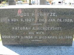 Katurah A <I>Hendershot</I> Swayze