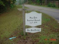 New Site Baptist Church Cemetery