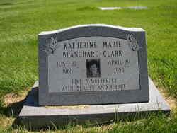 Katherine Marie <I>Blanchard</I> Clark
