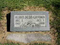 Robin Deon Gifford