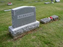 Gladys V Albright