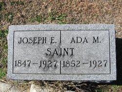Ada M. <I>Millington</I> Saint