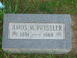 Amos M Pressler