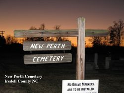 New Perth Cemetery