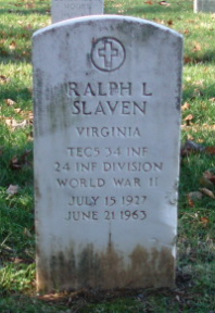 Ralph Lindbergh Slaven