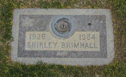 Shirley Brimhall
