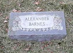Alexander Barnes