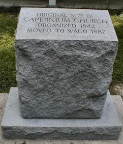 Capernium Cemetery