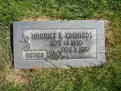 Harriet Elizabeth <I>Barrington</I> Edwards