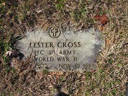 Lester Cross