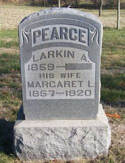 Margaret Luella <I>Frame</I> Pearce
