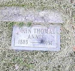 John Thomas Annis
