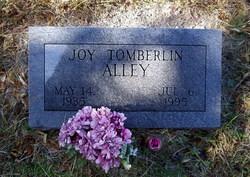 Virginia Joy <I>Tomberlin</I> Alley