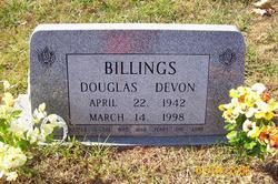 Douglas Devon Billings