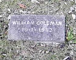 William Thomas Coleman