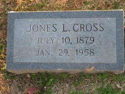 Jones Lovelace Cross