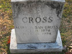 Mary Susan Cross