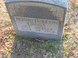 Ronald Leon Cross