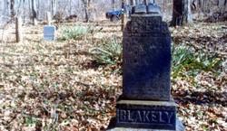 Blakely Family Cemetery