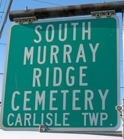 South Murray Ridge Cemetery