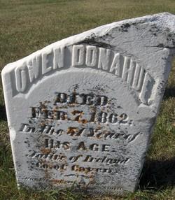 Owen Donahue